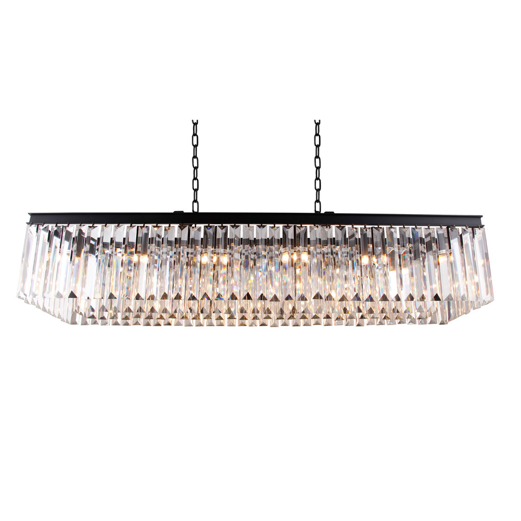 The Grand BARRE Chandelier Clear