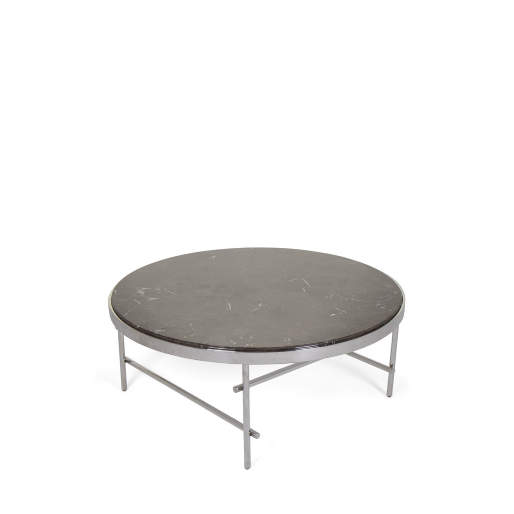The Grand CESARIO Coffee Table Silver