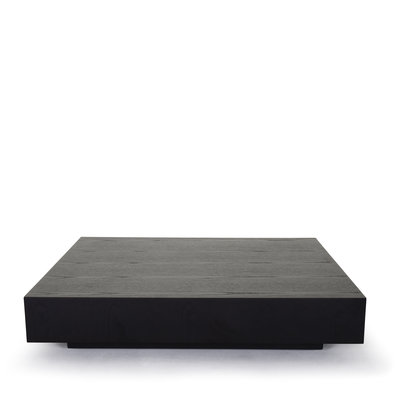 The Grand MASSIMO Coffee Table Charcoal Oak
