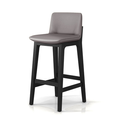 The Grand FEBE Bar Stool Beige Leather