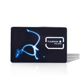 Thuraya Thuraya Prepaid SIM kaart