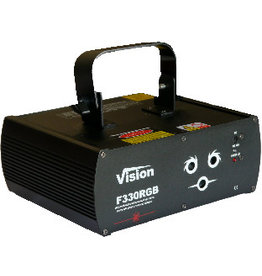 Vision Vision W810 laser 600mw Rood,  Groen, blauw