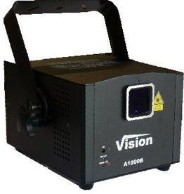 Vision Vision B1000 laser 1watt Blauw