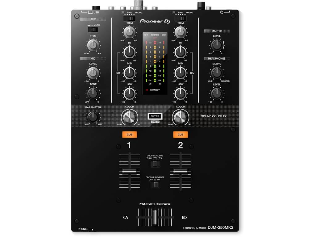 Pioneer Pioneer DJM-250MK2