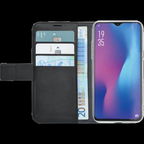 Azuri Azuri Walletcase - Zwart - Voor Huawei P30 Lite