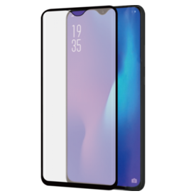 Azuri Azuri Curved Tempered Glass - Transparant - Huawei P30 Lite