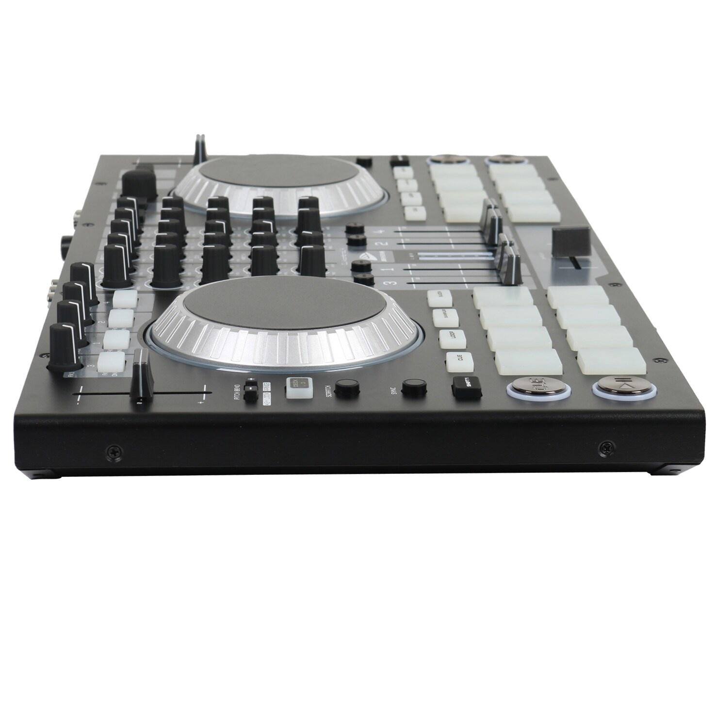JB systems JB systems DJ-Kontrol 4 DJ controller