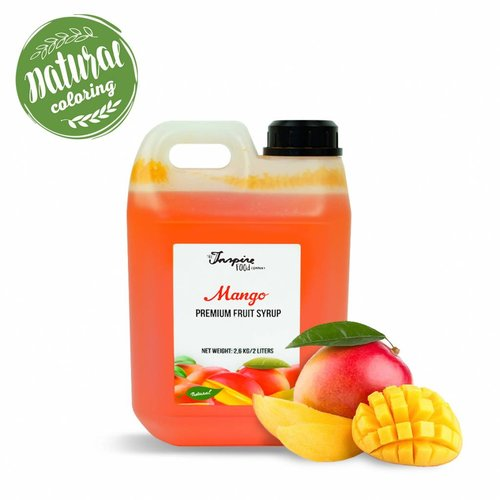 Premium - Mango - Fruchtsirup -