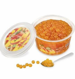 450gr cups Perles de fruits - Mangue -