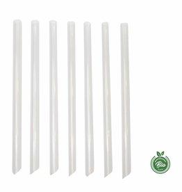 Biodegradabile - Cannucce trasparenti per Bubbletea