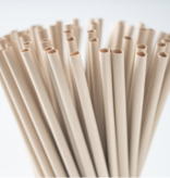 Bambusfiberstrå