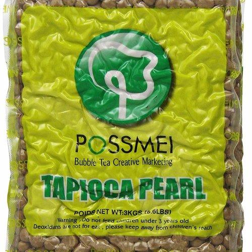 AANBIEDING : Possmei tapioca balletjes 3 kg