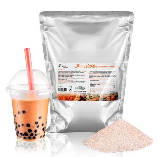 Poudre de thé au lait thaï premium