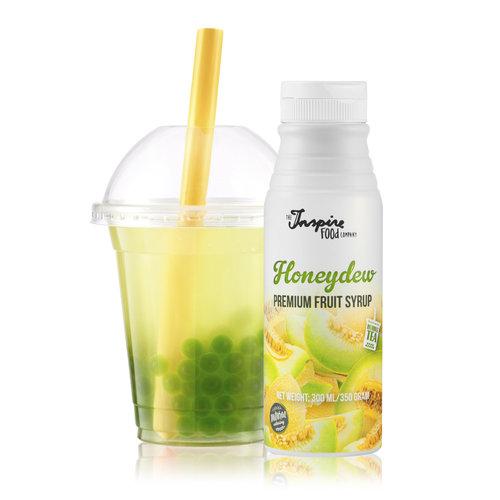300 ml Premium - Melón galia - Jarabe de frutas -