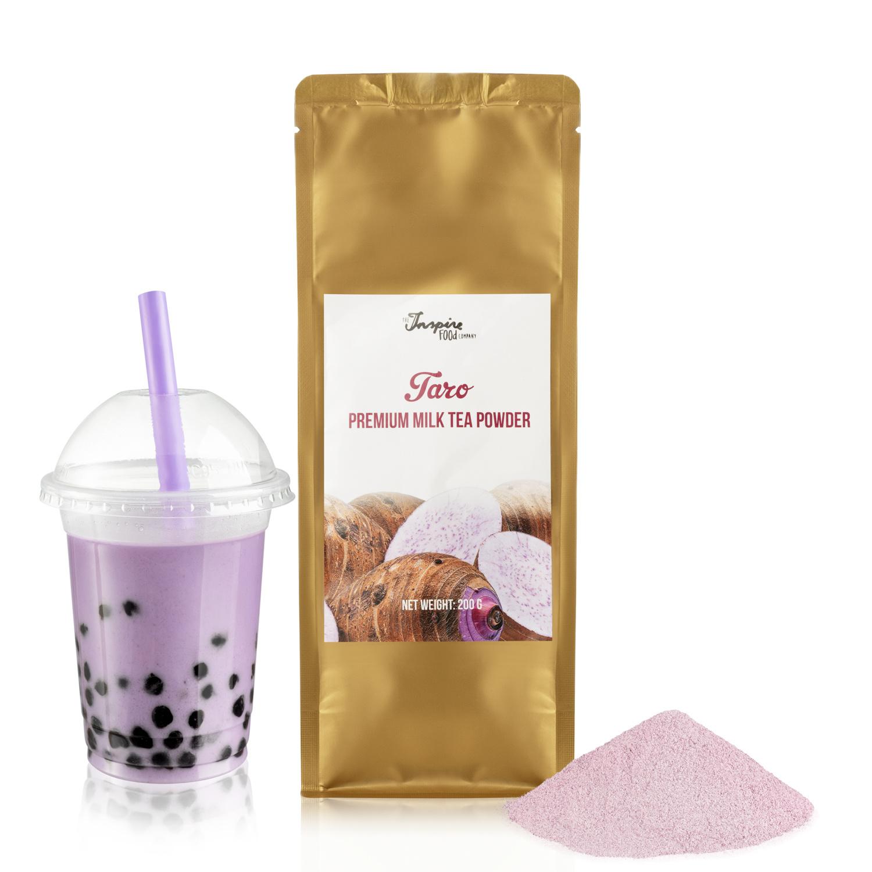 Taro-pulver i bedste kvalitet 200gr