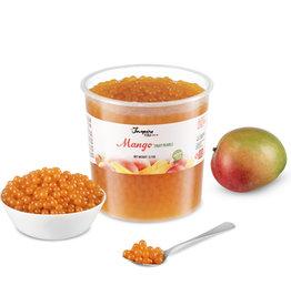 - Mango - Perlas de frutas ( 3.2kg CUBO )