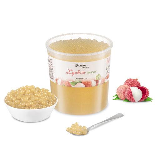 Bubbletea fruitparels - Litchi - ( 3.2kg )