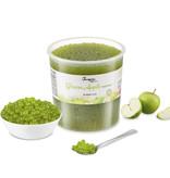 - Manzana Verde - Perlas de Frutas ( 3.2kg CUBO )
