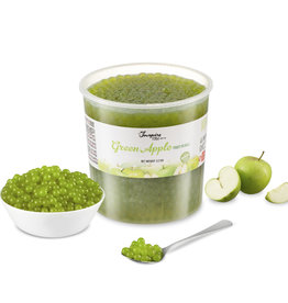 - Green Apple - Fruit Pearls  ( 3.2kg TUB )