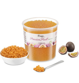 - Passion Fruit - Fruit Pearls ( 3.2kg TUB )