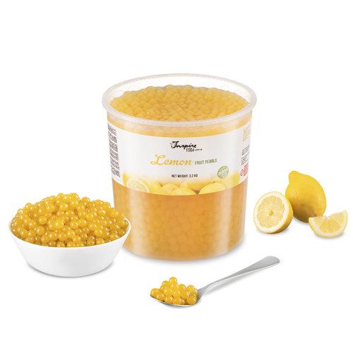 Frugtperler -  Citron -  ( 3.2kg ) -