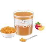 Frugtperler - Fersken -  ( 3.2kg ) -