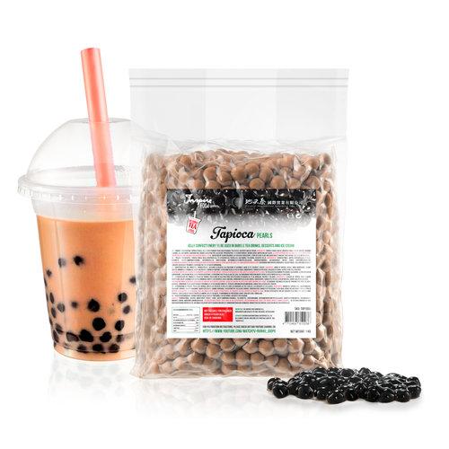Tapioca parels voor in de bubble tea 1KG