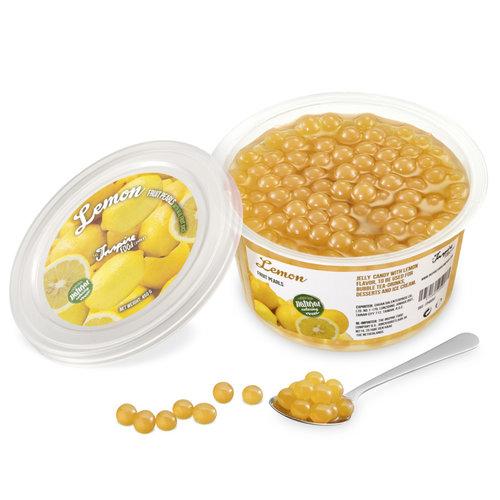 450gr cups Fruit pearls Lemon