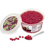 450gr cups Fruit pearls Cherry