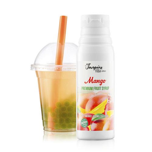 300 ml Premium - Mango - Fruitsiroop -
