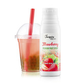 300 ml Premium - Aardbei - Fruitsiroop -