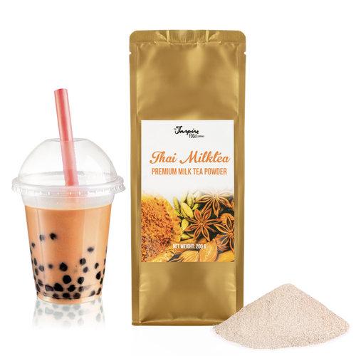 Té de leche tailandés premium en polvo 200gr