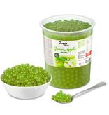 1kg tarro perlas de Frutas - Manzana verde -