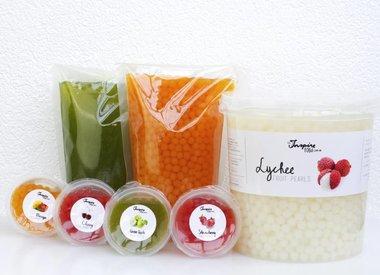 Perle di frutta