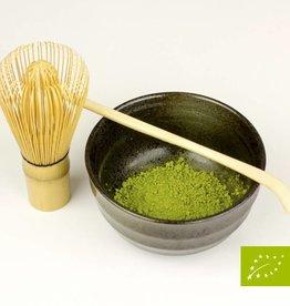 Matcha tè verde bio in polvere