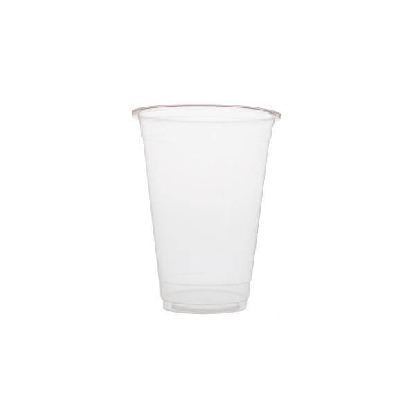 Plastic cups 700ml Blanko