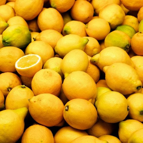 CLASSIC - Limone - sciroppo di frutta