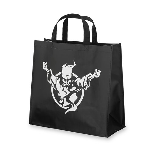 Thunderdome THUNDERDOME BIG SHOPPER BAG BLACK