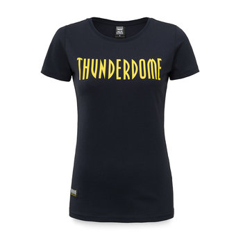 Thunderdome Thunderdome t-shirt navy/yellow