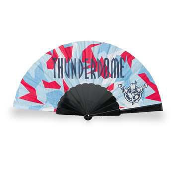 Thunderdome Thunderdome handfan blue/red