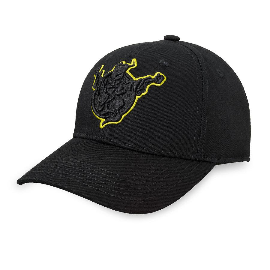 Thunderdome baseball cap black/yellow