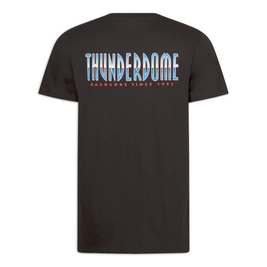 Thunderdome t-shirt wizard men