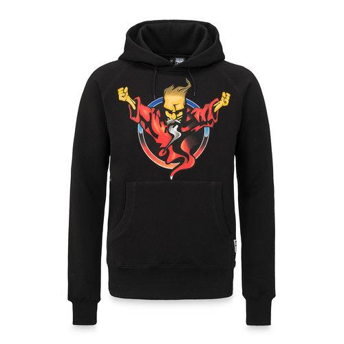 Thunderdome Thunderdome hoodie wizard men