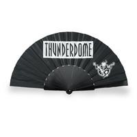 Thunderdome handfan black/white