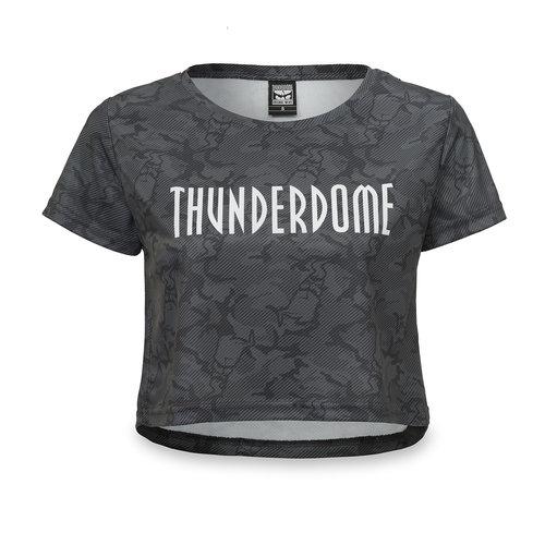 Thunderdome Thunderdome short tee grey/camo