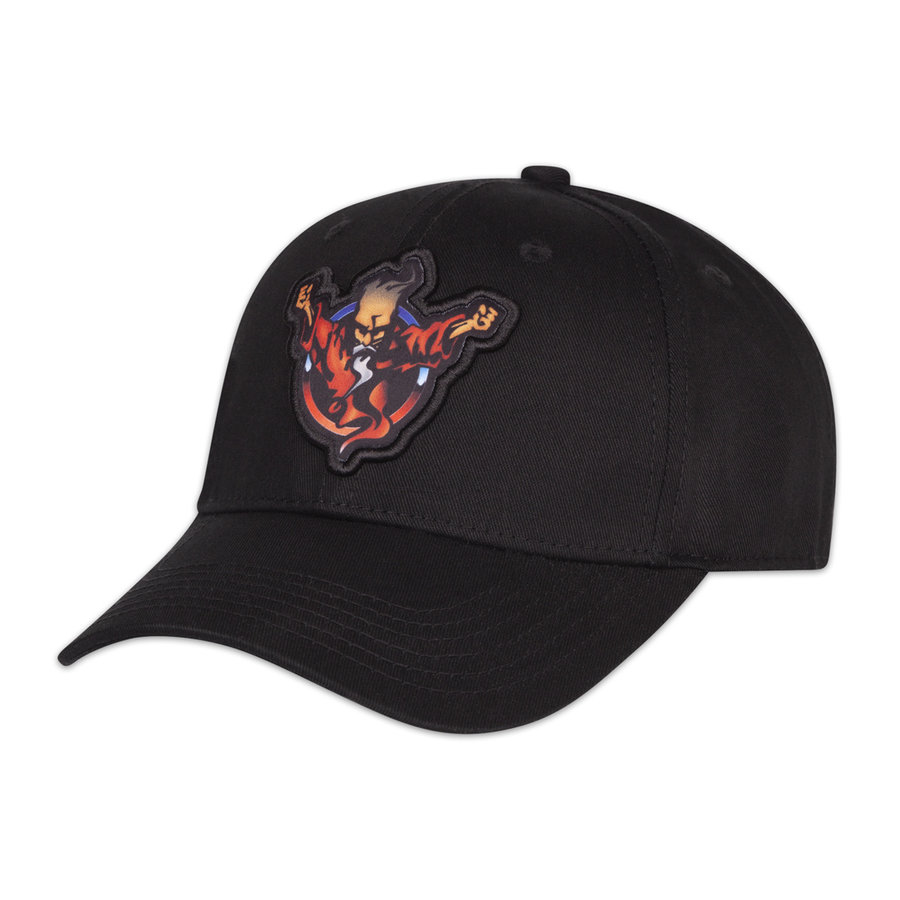 THUNDERDOME BASEBALL CAP BLACK