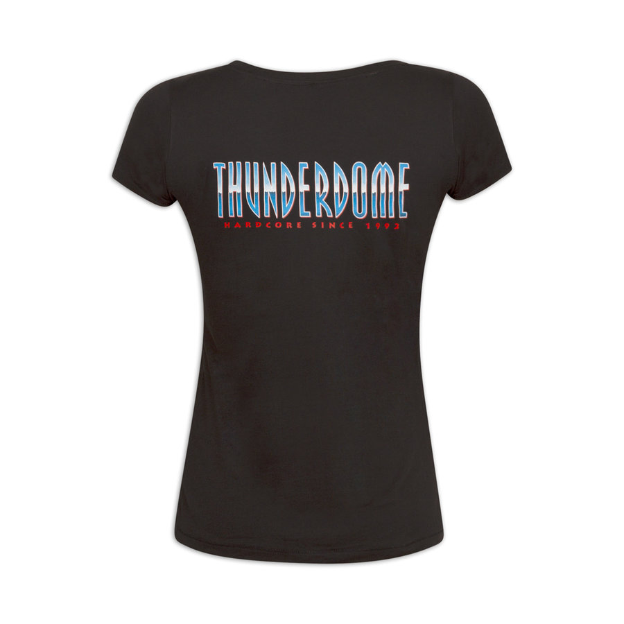 Thunderdome t-shirt wizard women