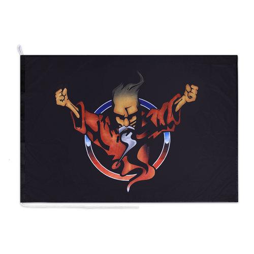 Thunderdome THUNDERDOME FLAG BLACK