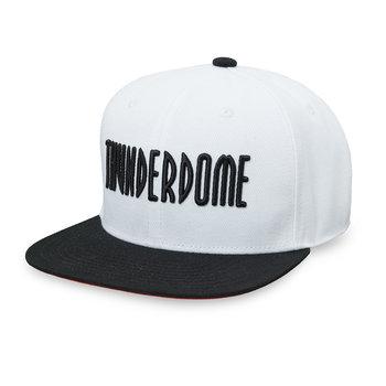 Thunderdome Thunderdome snapback white/black