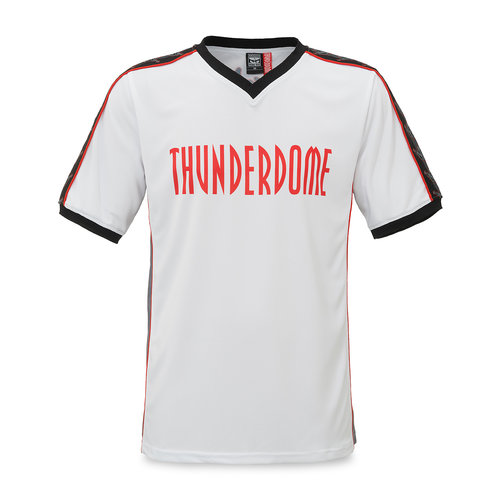 Thunderdome Thunderdome football shirt white